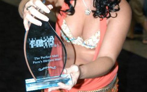 Porn award