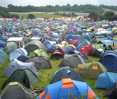 ultimate festival tent on blokely.com & The Ultimate Six-Man Tent