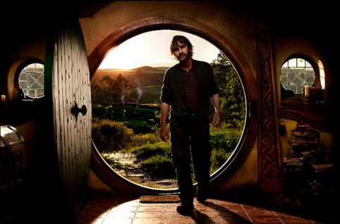 Peter Jackson, The Hobbit Video Blog