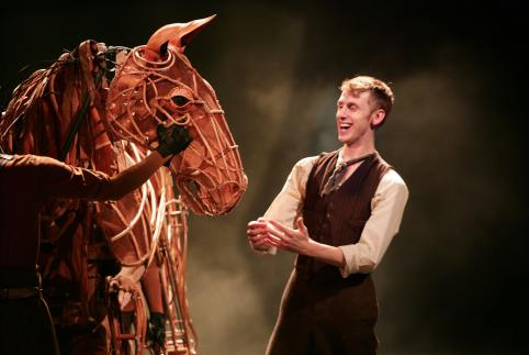 robert emms in war horse