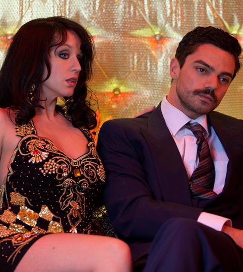 Sarrab  Ludivine Sarrab  and Uday Hussein Girlfriend