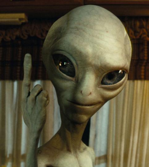 paul the alien for -#main